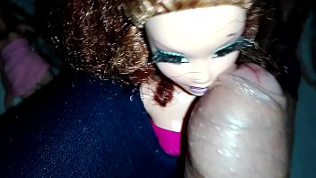 oral roullette with 5 barbies part 1- extreme.