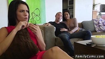 Rough daddy anal and ally&#039_s daughter nervous mom Mommy Loves Movie Day