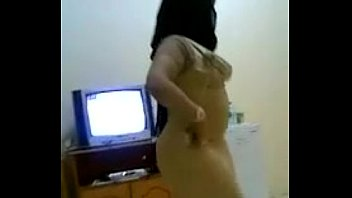 arab bbw dances and teases her.