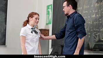 innocenthigh - slutty schoolgirl seduces her.