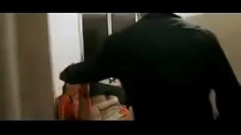 hot desi bhabhi in black saree passionate sex.