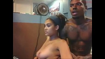 college interracial sextape