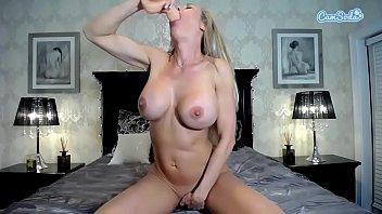 vicki chase big tits latina masturbating hairy wet pussy.