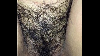 hardcore fucking with my hairy pussy wife -.