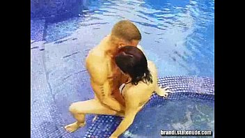 teen brandi belle in swimming suit.