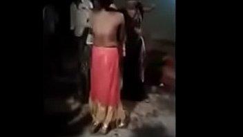 girl dance in public
