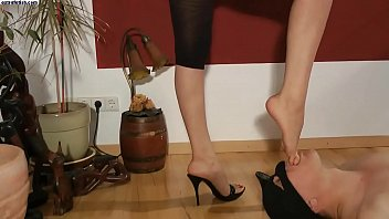 shoe and foot worship
