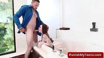 submissive porn - cum is thicker than water.