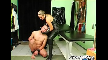 playgirl spanked and licked