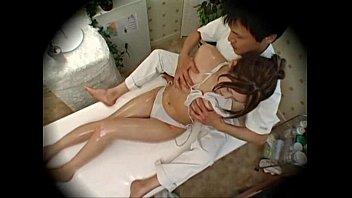 fashion model massaged to orgasm  by health.