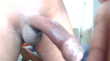 indian guy having amazing cock showing.
