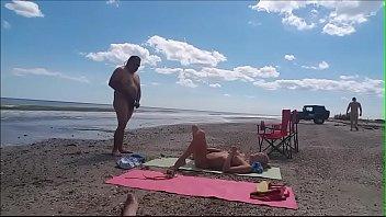 tianalive - beach-strangers-cumming-on-me