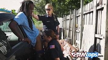 bbw cops enjoying a raw fuck.