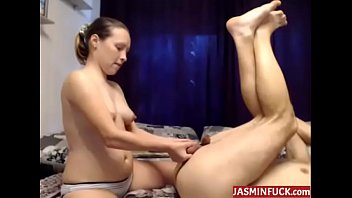 girl with strapon and boy&ndash_ more videos on jasminfuck.com