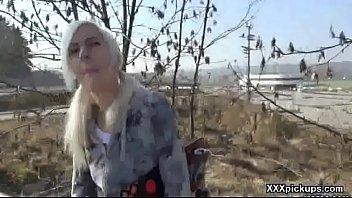 amateur european girl fuck in public.