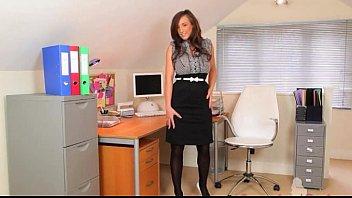 this is my brand new secretary.