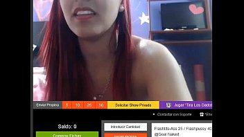 colombiana masturbandose por cam