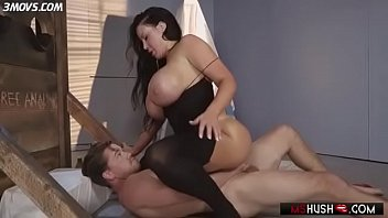 brazilian milf sybil stallone anally rides the hard.