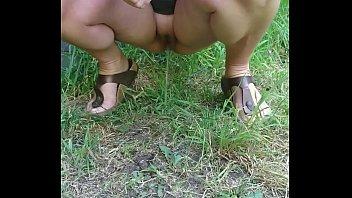 outdoor pee dare
