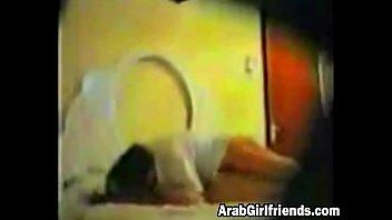 arab girlfriend takes stiff rod in.
