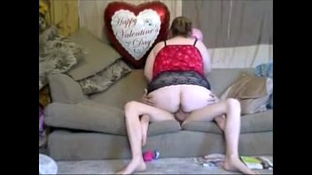 wife and husband love day couch rocking &_.