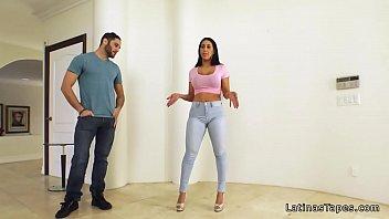 man friend fucks busty nasty latina