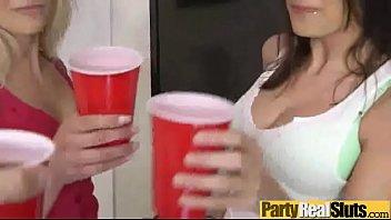 (aubrey &amp_ debbie) superb girls in party hardcore.