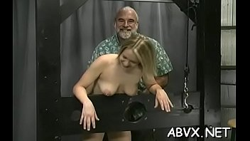 extreme servitude with hot mom and.