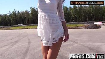 (foxy di) - cutie gets roadside anal -.