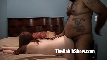 phat juicy booty thicke pawg banged by hairy.