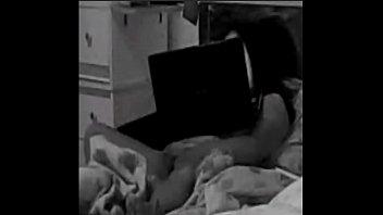 shy wife caught masturbating on hidden.