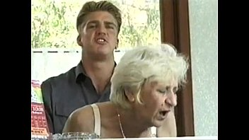 ficky martin fucks a blonde hairy granny very.