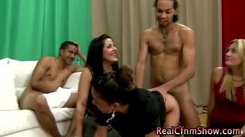 cfnm real hot slut gets fucked