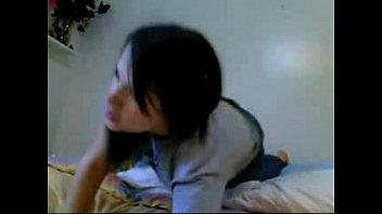 amateur webcam girl having fun - watch part2.