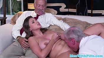 oldvsyoung escort pussylicked and facialized