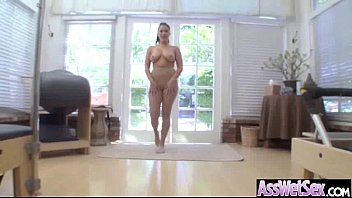 (london keyes) superb girl with big wet ass.