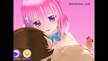 uncensored at www.hentaitoon.club - pink hentai babe in stockings