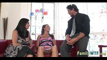 mom and daughter threesome 0665