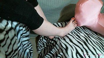 foot worship slave hubby