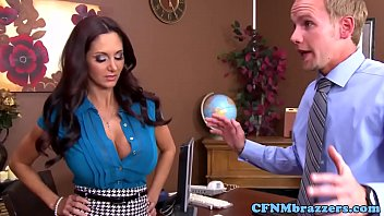 busty femdoms ava addams and lisa.