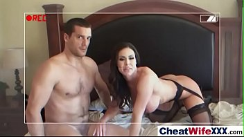 (kendra lust) cheating hot housewife in hard style.