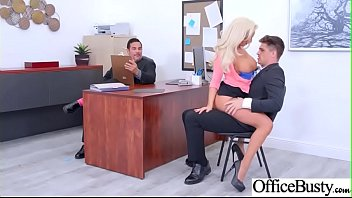 (olivia fox) big tits horny office girl get.