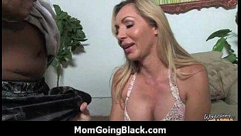 wife and mom fucks a big black dick 20
