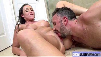 (yasmin scott) sexy big tits wife get hard.