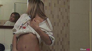 fedorovhd russian teen gabriella shower her.