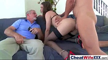 (riley reid) superb horny wife love to cheat.