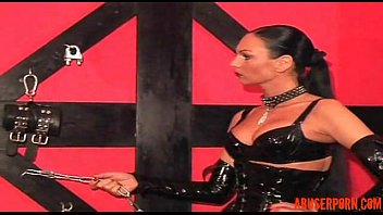 mistress gives a slave a hot session, hd.