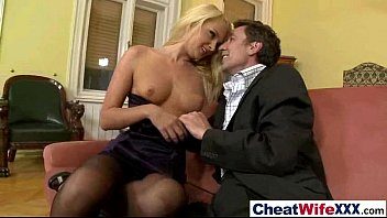 superb mature lady (ivana sugar) in cheating sex.