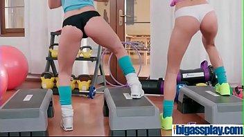 intimate orgasms for gym lesbians(paula shy &amp_ sybil.