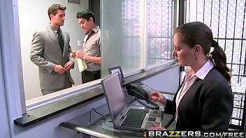 brazzers - big tits at work - the.